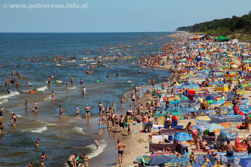 Pobierowo plaża